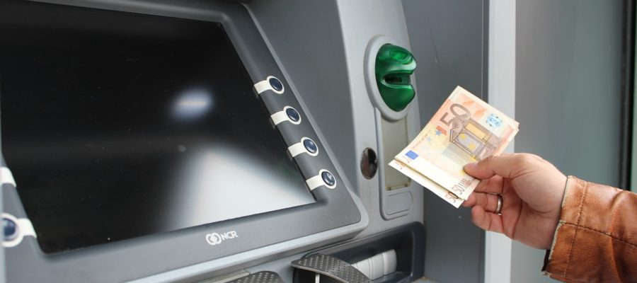 Atm Money Euro Withdraw Cash Cash