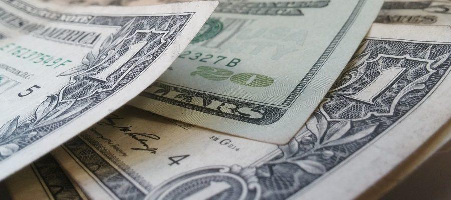 Dollars Banknotes Money Cash Bills