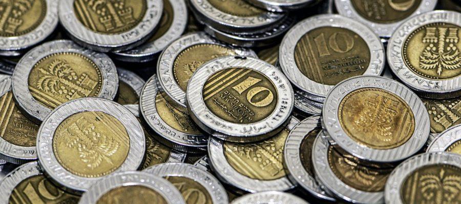 Money Israeli Shekels Shekel Income
