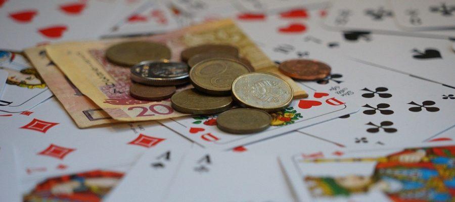 Money Play Addiction Gambling